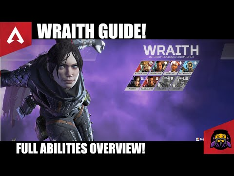 Apex Legends Wraith All Abilities Overview