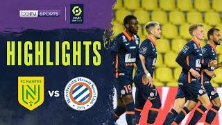 Nantes 1-2 Montpellier Pekan 38