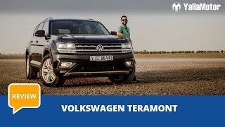 [YallaMotor] Volkswagen Teramont 2019 Review - The Best Value For Money SUV?