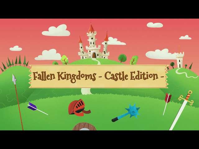 Fallen Kingdoms - RED VS BLUE -