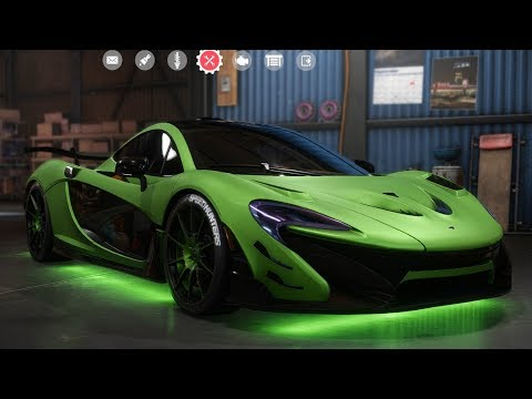 need for speed payback porsche 918 spyder customize. Black Bedroom Furniture Sets. Home Design Ideas