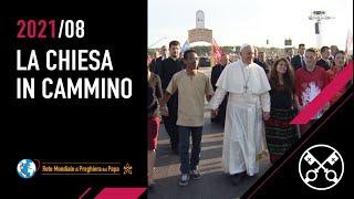 Le intenzioni di preghiera del Papa per agosto 2021