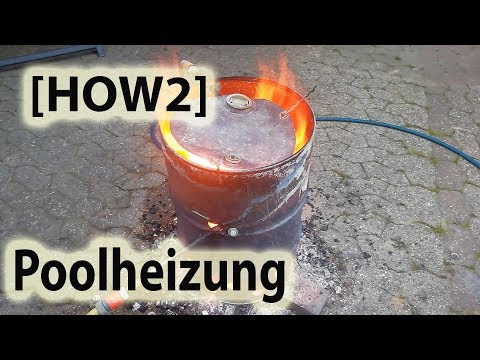 [How2] Poolheizung
