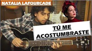Tú Me Acostumbraste - Natalia Lafourcade (Los Macorinos) | COVER | Fabián Lukie