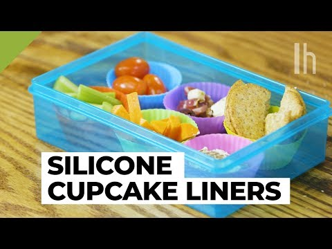 Use Silicone Cupcake Liners For More Than Just Cupcakes