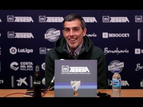 Muñiz no ve decisivo partido contra el Cádiz porque queda mucha liga