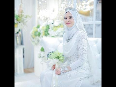 Rias Pengantin Muslim Modern Terbaru Dan Terlengkap D Wedding