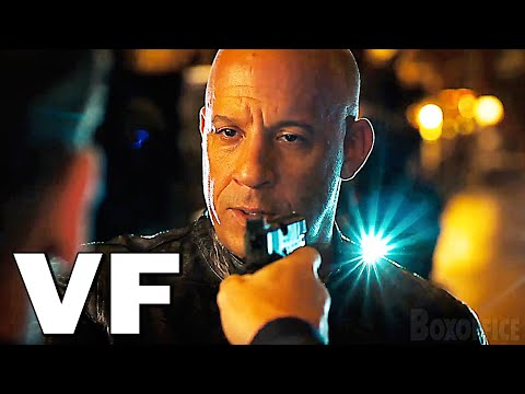 FAST AND FURIOUS 9 Bande Annonce VF #2 (NOUVEAU, 2021) F9