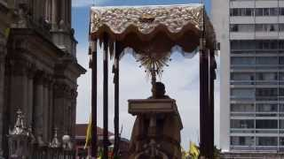 preview picture of video 'Corpus Christi de la Catedral Metropolitana de Guatemala - Mayo 2,013'