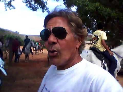 REPÓRTER Paulo Maciel vê cavaleiros e amazona no Queixada-Baixo Guandu 26-11-17
