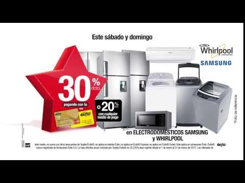 ¡Detonador de precios en Neveras y Lavadoras!