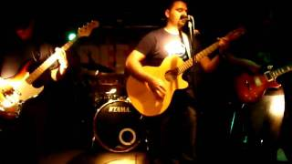 The Grasseaters - Mr. Super Nobody (LIVE @ Rock Bar FANS 26.04.2011)