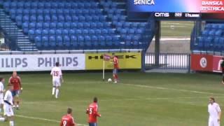 preview picture of video 'FK Senica vs Dukla Banská Bystrica 1:0 U 19 28/3/2015'
