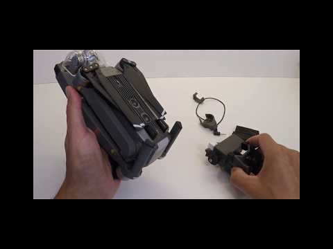 drone-sky-hook--removing-the-release--drop-device-from-dji-mavic
