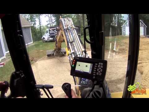 New Cat BB124 Box Grader With Trimble 3D GPS - Informative