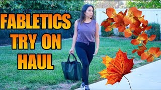 Fabletics Try On Haul - Fabletics Athletic Wear