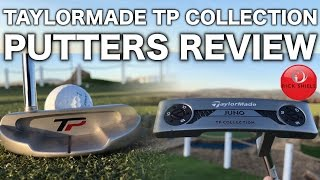 The TP Putter Collection Review -Rick Shiels
