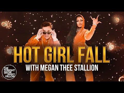 Jimmy Fallon & Megan Thee Stallion - Hot Girl Fall (Official Music Video)