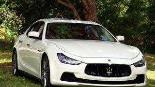 On the road: 2014 Maserati Ghibli S Q4