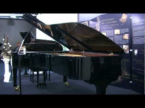Steinway Concert Grand - The World's Best Piano