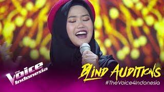 Cunitt - Nirmala | Blind Auditions | The Voice Indonesia GTV 2019
