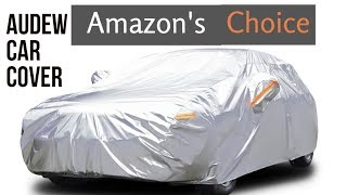 In the Market for a car cover? Watch this!