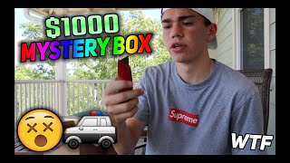 I Bought ANOTHER 'Mystery Box' on The Dark Web... What I Found Will SCARE You!