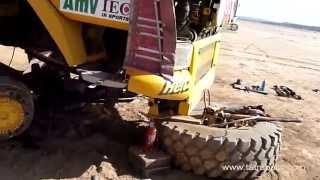 camion balai - tatra balai - rescue truck 6x6 Africa Eco Race 2011 Long version