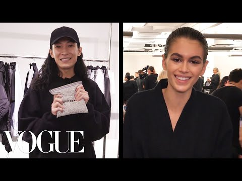Inside Alexander Wang's Fall 2018 Show | Vogue