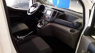 видео авто Nissan NV200 в кредит