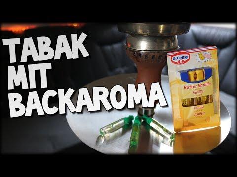 SHISHA TABAK MIT ZITRONEN BACKAROMA 🍋🔥 | Shishatabak Aroma anfeuchten