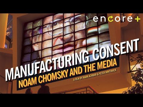 Manufacturing Consent (2017) - Award winning documentary by Mark Achbar and Peter Wintonick exploring Noam Chomsky's analysis and critique of mass media [02:47:08]