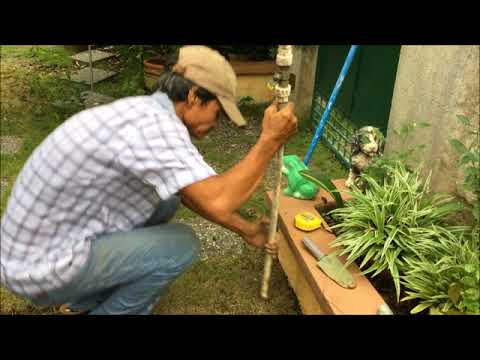 DIY PLUMBING REPAIR IN THE PHILIPPINES
