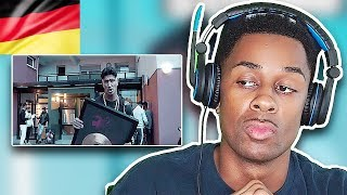 AMERICAN REACTS TO GERMAN RAP | MERO   MEIN KOPF (Official Video)