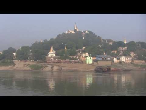 Ayeyarwady River Mandalay to Bagan