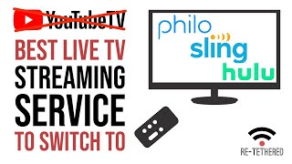 The best Live TV Streaming Service you should consider