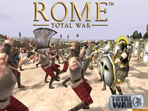 "Видео побед и поражений фракций ""Rome Total War"" и ""Barbarian Invasion"""