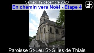 2020-12-19 – En chemin vers Noël – Etape 4