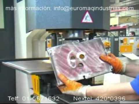 Punzonadora Hidraulica HPM 65 - 85 - 115 - 175 , Lima -  Perú