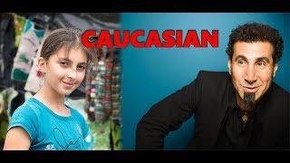 Who are the Real Caucasians?