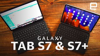 Samsung Galaxy Tab S7 and Samsung Galaxy Tab S7+ review: Samsung's best can't fix Android's flaws