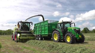 Silage 2017 Dennehy Agri Contractors