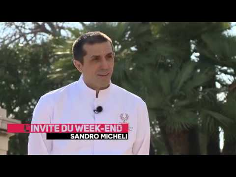 L'invité du week-end : Sandro Micheli