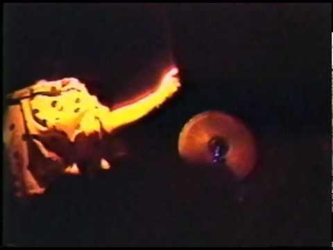 Moral Crux live in Spokane, mid 1980s