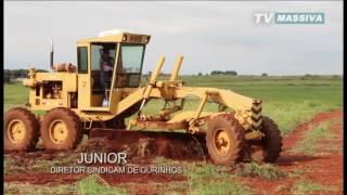 JÁ FOI DADO INICIO NA CONSTRUÇÃO DO PRIMEIRO PONTO DE APOIO DOS CAMINHONEIROS NA CIDADE DE CANITAR-S