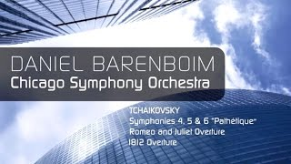 Tchaikovsky - 1812 Overture (Daniel Barenboim)