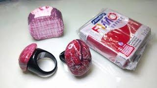 점토로 원석 반지 만들기 / Gemstone Ring Making Polymer Clay Tutorial