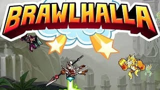 Brawlhalla - We Fight Online!!!!