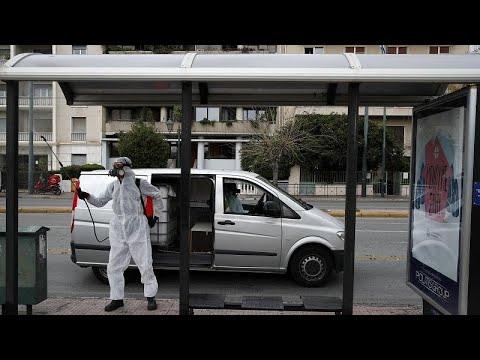 COVID-19: 71 νέα κρούσματα στην Ελλάδα – 26 οι νεκροί από τη νόσο…