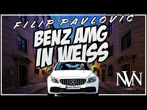 NEU: Benz Amg In Weiss von Filip Pavlovic ((jetzt ansehen))